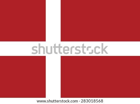 original flag of denmark