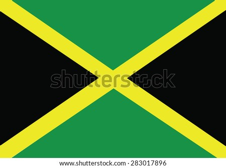 original flag of jamaica
