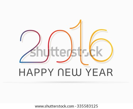 original happy new year 2016