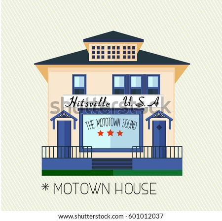 original home of motown records