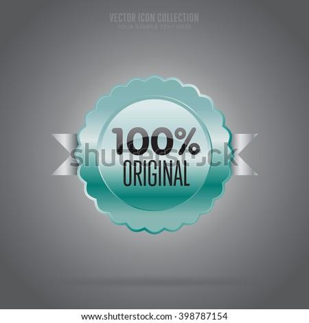 original icon original badge