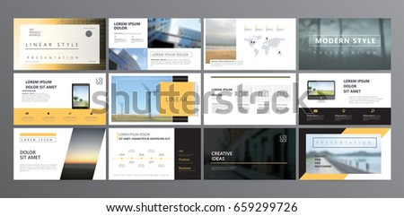 Original Presentation templates. Easy Use in presentation, flyer and leaflet, corporate report, marketing, advertising, presenting, banner.simple modern style. Slideshow, slide for brochure, booklet.
