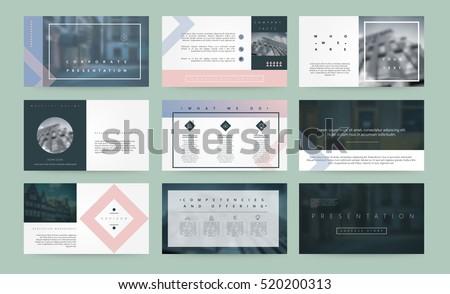 original presentation templates