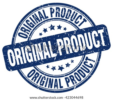 original product blue grunge
