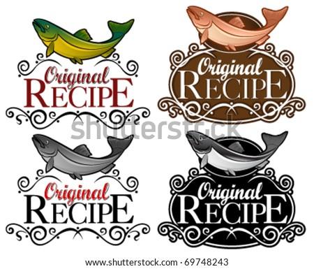 Original Recipe Seal Fish version