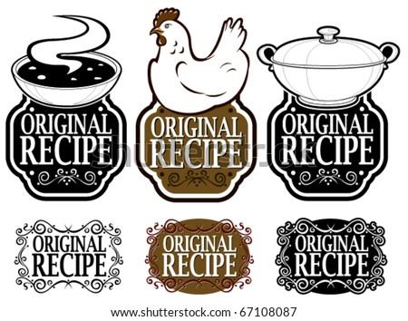 Original Recipe Seals Collection