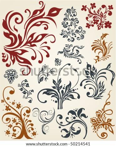 ornament design vector decoration #50214541