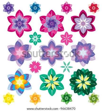 ornament flowers