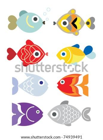 ornamental aquarium fishes
