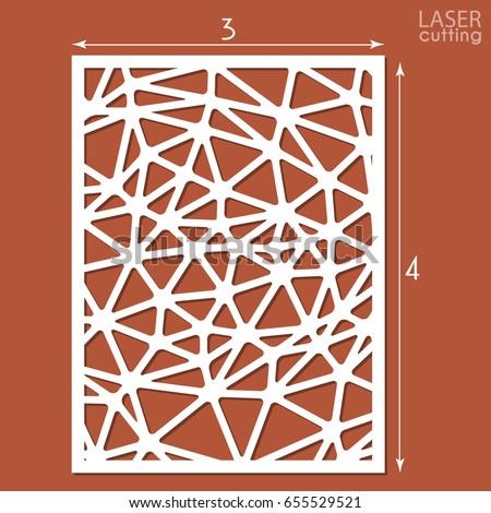 Metal Geometric Decorative