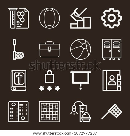 other icon set   outline