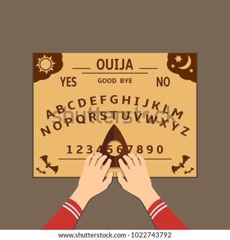 Ouija Board Free Vector Art - (35 Free Downloads)