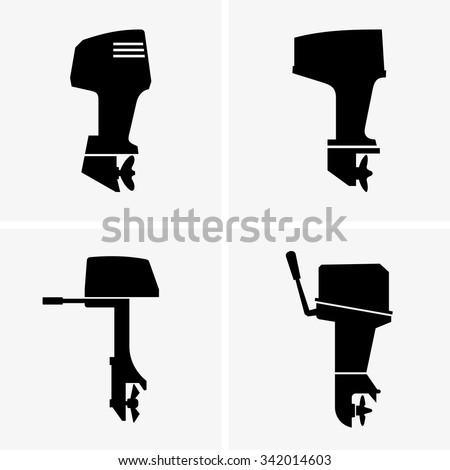 vector лодочный мотор
