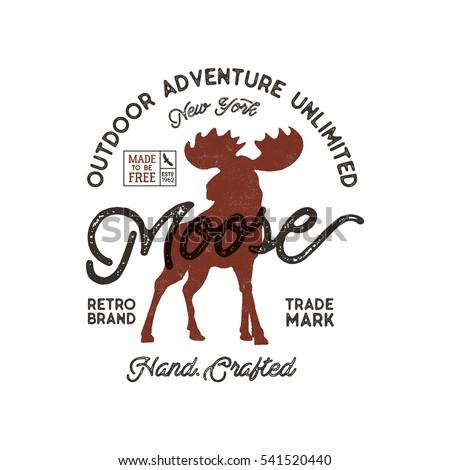outdoor adventure label....
