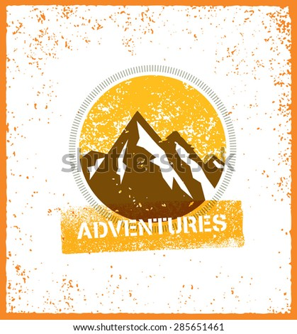 outdoor adventure mountain