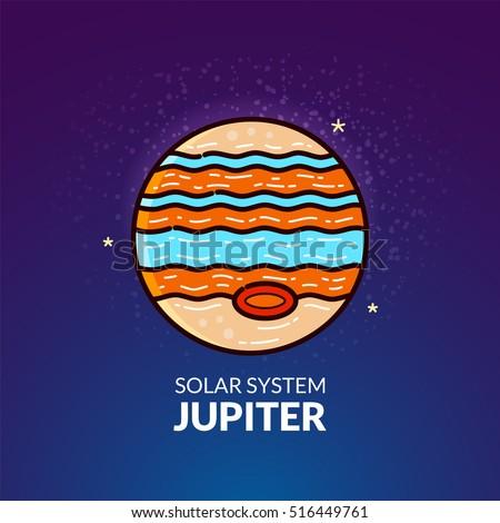 outer planet jupiter  solar