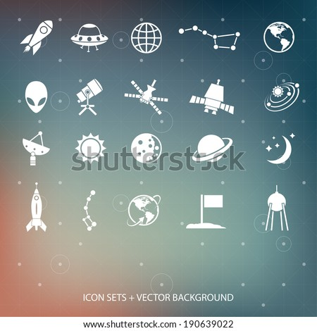 outer space and air transport