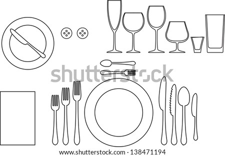 Six Letter Word For Tableware