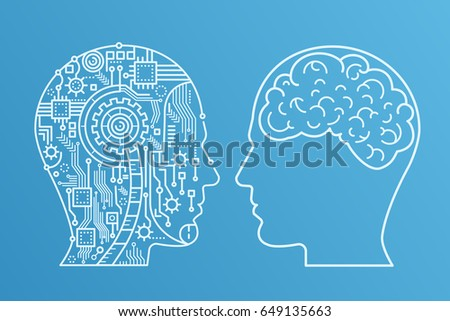 outline stroke machinery head