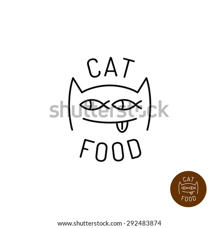 Cartoon Fish Face Cartoon Funny Cat Face