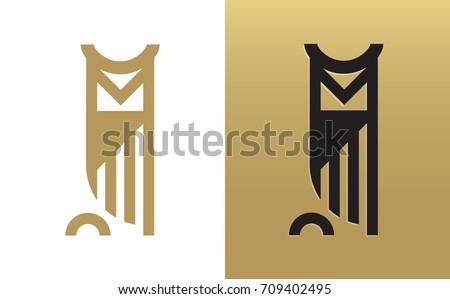 owl logo icon symbol