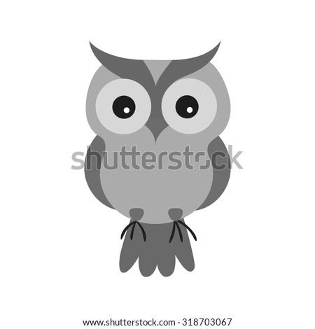 owl  night  halloween icon
