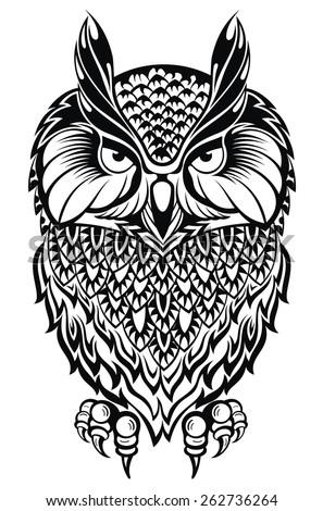 owltattoo owl