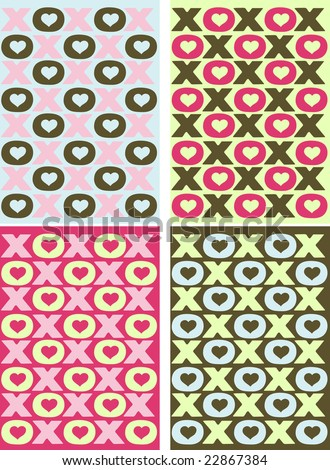 oxo patterns
