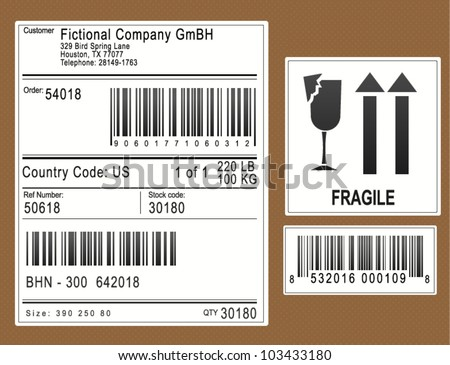 Packaging Labels / Stickers