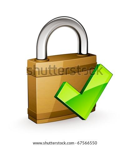 padlock validation