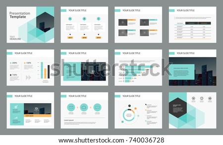 Modern company profile template download free vector art stock page design for business presentation template and for report company profile brochure and book wajeb Images