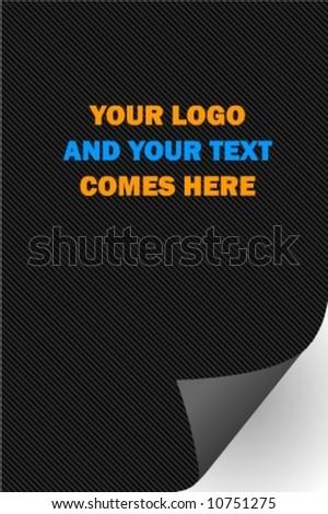 page flip vector. Black Bedroom Furniture Sets. Home Design Ideas