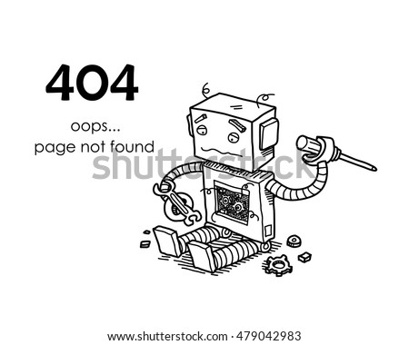 page not found error 404 a