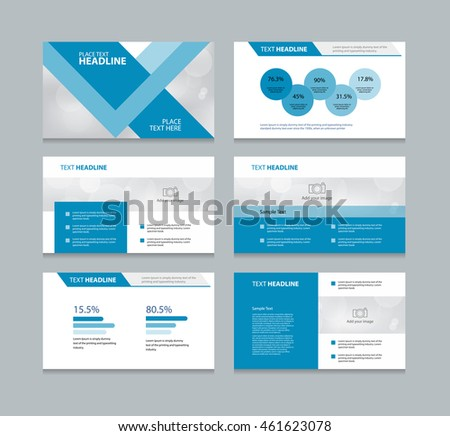 vector images illustrations and cliparts page presentation layout