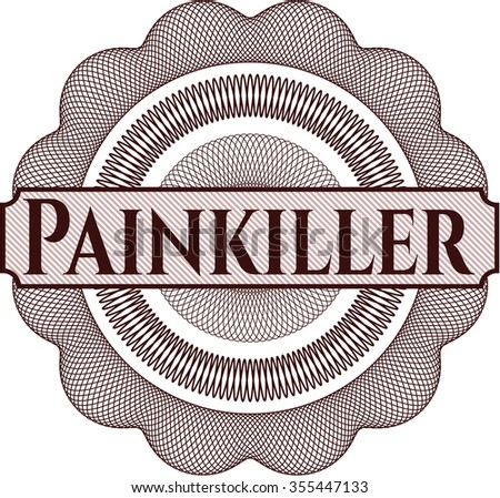 Painkiller linear rosette