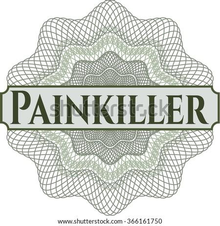 Painkiller money style rosette