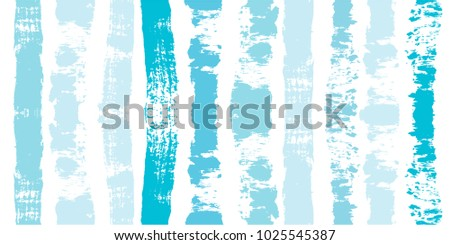 Paint Lines Seamless pattern. sea waves vector striped summer background. ink brush strokes. sailor stripes for male T-shirt  paintbrush line. spring stripes backdrop
