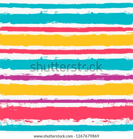 paint lines seamless pattern