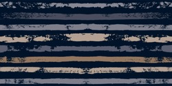 paint stripe Seamless pattern. vector striped graphic background. ink brush strokes. grunge stripes, trendy male paintbrush line. winter texture lines backdrop