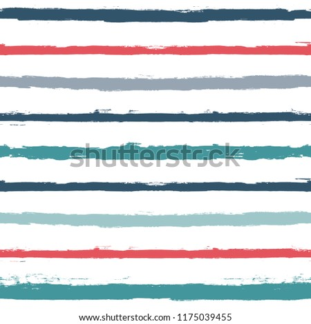 paint stripe seamless pattern
