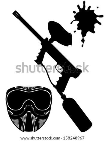Machine Gun Clipart Clip Art Paintball Gun Clipart Stunning Free Transparent Png Clipart Images Free Download