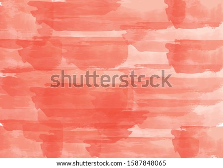 Painted Background. Pink Painted Background. Painted Wallpaper