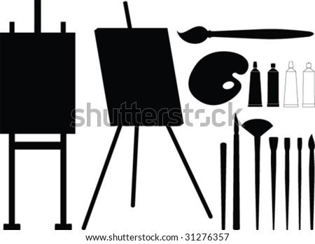 Painter tool vector