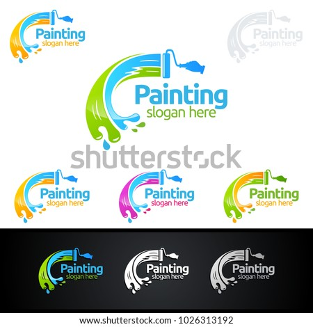 Painting Business logo