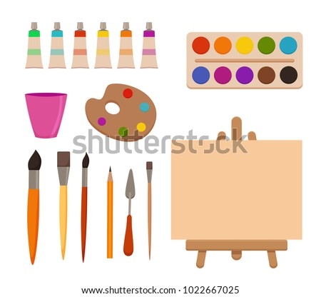 painting  tools elements