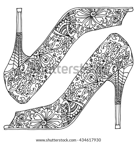 Royalty Free Hand Drawn Capital Letter K In Black 397988605 Stock Photo