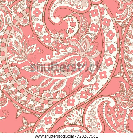 stock-vector-paisley-seamless-pattern-damask-vector-background