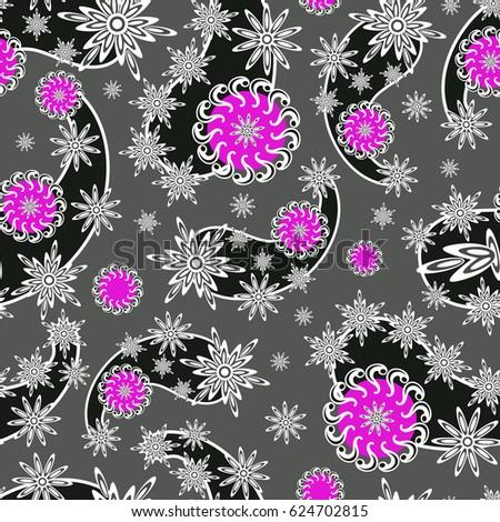 stock-vector-paisley-seamless-pattern-vector-illustration