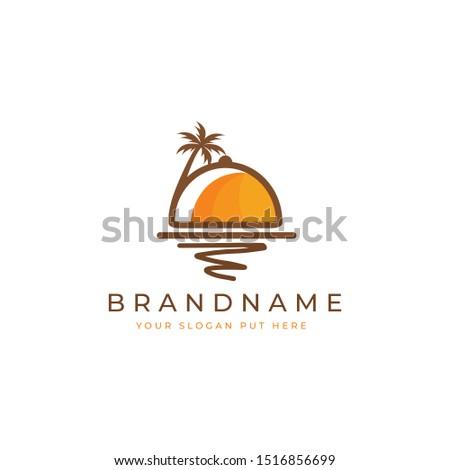 palm beach restaurant logo