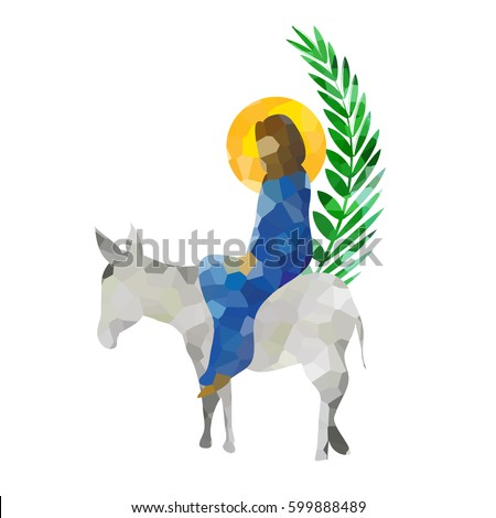palm sunday   the triumphal